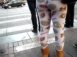 Vintage nike waffle Bootycruise: waffle pants cam