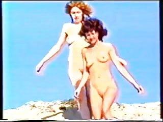 Vintage beach nudes Nude beach - vintage enema