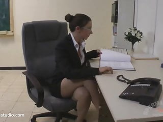 Group gangbang videos Kinky creampie office sluts - julie skyhigh and anna