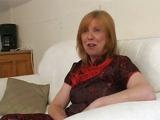 Naked in westminister ginger Ginger brit mature loves fucking and facial