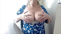 aunt being naughty
