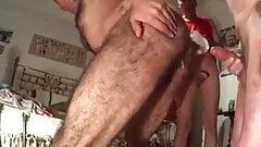 Horny hungry hairy hole fucked 02