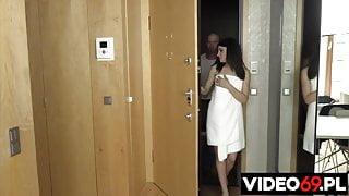 Polskie Porno - Nadia B. - Podrywaczki