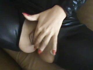 Hardcore catsuit sex - Scharfe lady im latex catsuit
