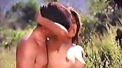 Mallu Couple In Jungle