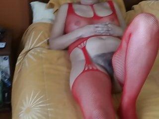 Sexy lenceria - My wife is exhibited in lingerie - mi esposa en lenceria