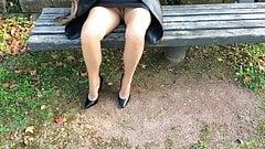 i spread my thighs like a good slut