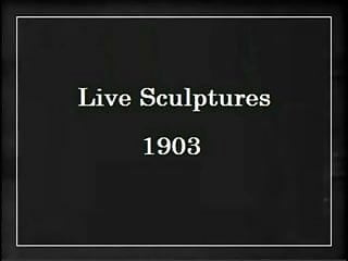 Erotic man nude pic Vintage erotic movie 1 - nude sculptures 1903