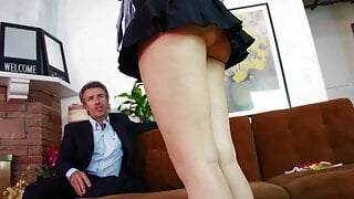 Stepdaughter Does Daddy #02 - (Full Movie - HD Original uncut