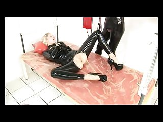 Rubber latex sex videos - The rc - black rubber piss plugs