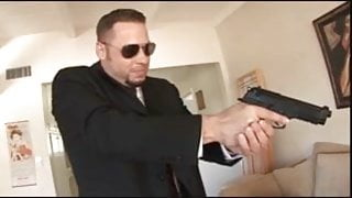 Jenna Haze goes to Jail & Takes Two Dicks in Her Pussy & Ass