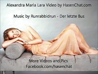 Nude maria lara Alexandra Maria