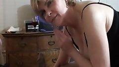Mature Hotwife Sucks Off Big Black Cock