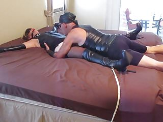 Whored out bondage wife tube Wife spread out