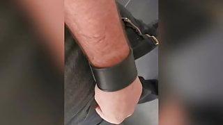 pis in work pants