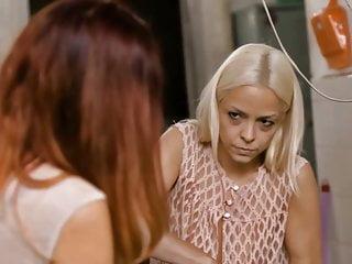 Redhead sex scenes - Brazilian whores stella luciana steamy lesbian sex scene