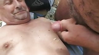 Daddy Sex at the Beach