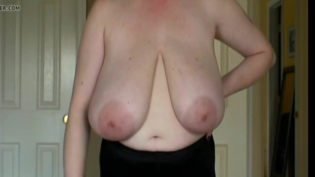 Free Saggy Tits Porn
