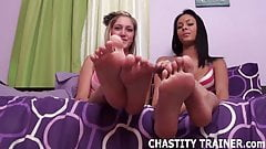We are the only ones who can unlock your chastity device