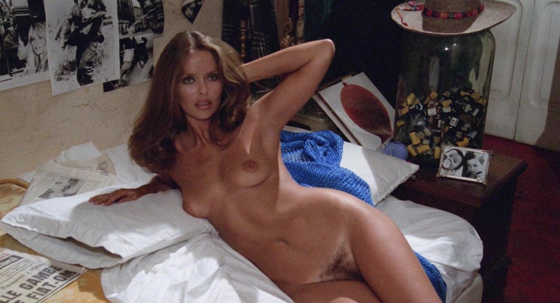 Barbara bach nude search