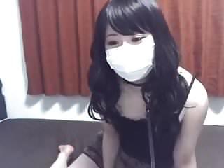 Japanese Girl Showing Panties