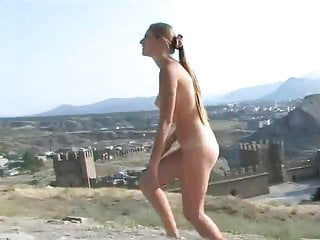 Older nudist camp porn - French nudist walk camp