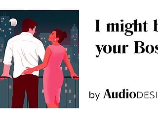 Erotic novels for women I might be your boss audio porn for women, erotic audio