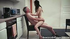 Barley x legal Teen x Fucked by Senior XXX
