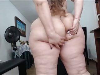2 girls dildo ass to ass Mega butt milf on webcam pt. 2
