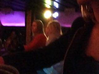 Short skirt black pantyhose in car Tamara monroe short skirt at the bar