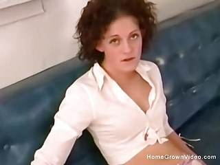 Mature curly red haired porno Curly haired amateurs first homemade porno