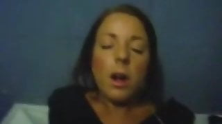 Wife Taking Huge Black Dick While Husband Is In The Room