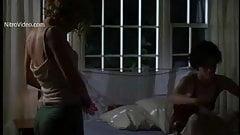 Radha Mitchell kissing Ally Sheedy