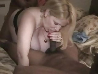 Niggers fuck white - Two black fuck white bitch with her husband