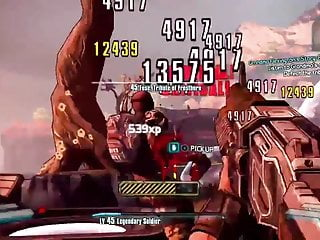Guy on guy naruto hentai - Borderlands 2 guy doing 360s moment glitch