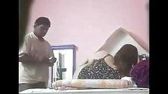 エジプト人ママの浮気、隠しカメラ