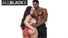 Aryana Adin: The JUCIEST Ass In Porn - AllBlackX