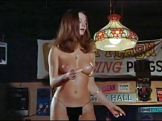 Ozz franca vintage oil - Jumping jack flash - vintage oiled go-go dancer perfect tits