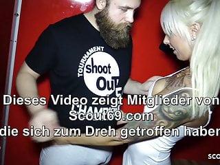 Amature group porn cinema - German teen girlfriend fuck strander bareback at porn cinema