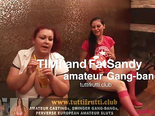 Huge cock gang - Fat huge tits bbw euro swinger gang-bang