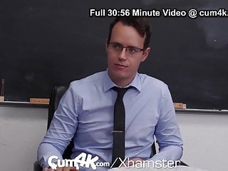 Sex in detention fantasies Cum4k troubled school girl fucked in detention