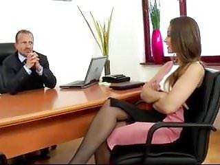 Sexy secretary woman Sexy secretary creampie