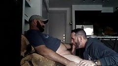 Hairy Big Daddy Bear Suck Dick