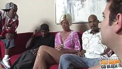 3 BBCs are not a problem for real white mature slut mom