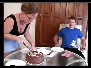 Presenting fertile cunt unprotected cock - Black birthday present for white cunt