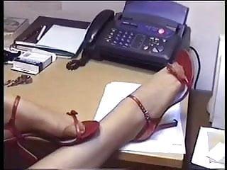 Heels and hose sex Hose n heels