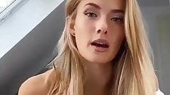 Великолепная немецкая блондинка в инстаграме
