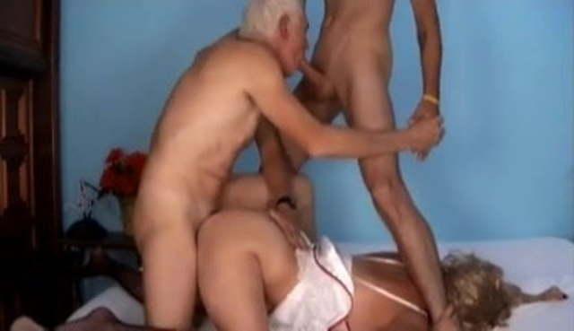 Old Men Fucking Young Men