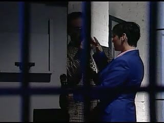 Porn pimps Prison warden pimps out a young asian inmate