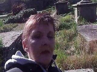 Skinny granny sex - Skinny toothless granny facefuck
